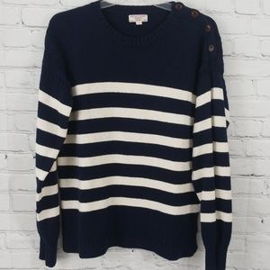 Wallace and Barnes for J Crew Sweater